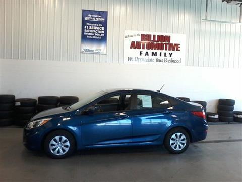 2017 Hyundai Accent For Sale In Iowa City, IA