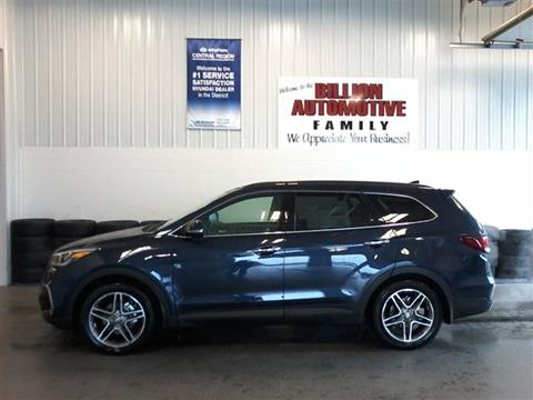 2018 Hyundai Santa Fe for sale in Iowa City, IA