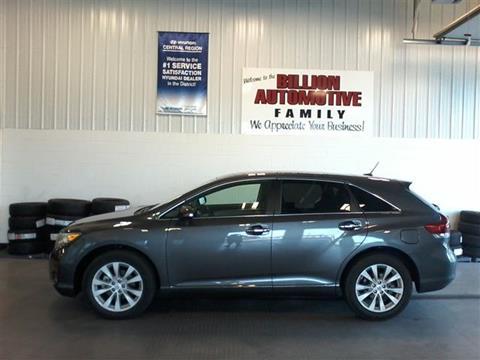 2015 Toyota Venza for sale in Iowa City, IA
