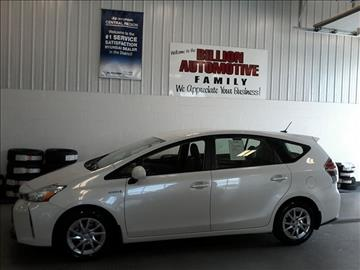 2015 Toyota Prius v for sale in Iowa City, IA