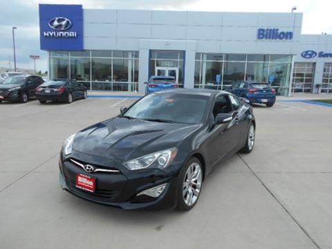2016 Hyundai Genesis Coupe for sale in Iowa City, IA