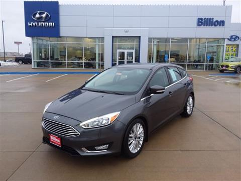 2015 Ford Focus for sale in Iowa City, IA