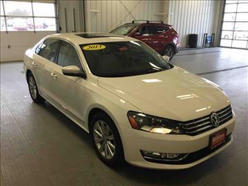 2013 Volkswagen Passat for sale in Iowa City, IA