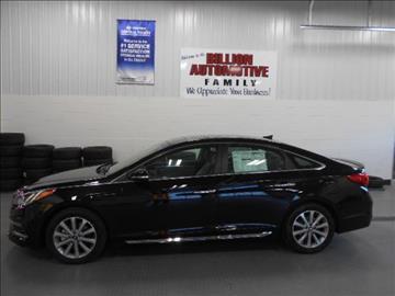 2017 Hyundai Sonata for sale in Iowa City, IA