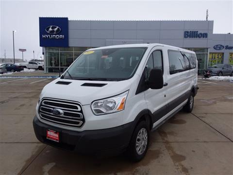 2017 Ford Transit Passenger for sale in Iowa City, IA