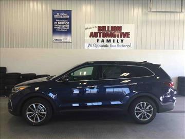 2017 Hyundai Santa Fe for sale in Iowa City, IA