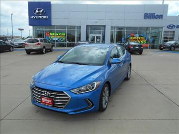 2017 Hyundai Elantra for sale in Iowa City, IA