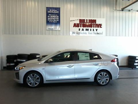 2017 Hyundai Ioniq Hybrid for sale in Iowa City, IA