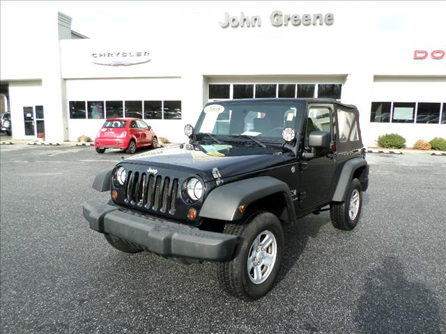 2008 JEEP WRANGLER X black x model - 6 speed manual - soft top - local trade this quality pre-owne