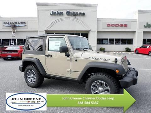 2017 Jeep Wrangler for sale in Morganton, NC