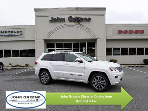 2018 Jeep Grand Cherokee for sale in Morganton, NC