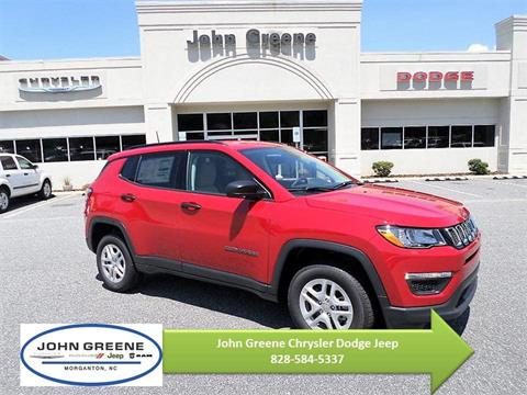 2017 Jeep Compass for sale in Morganton, NC