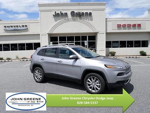 2018 Jeep Cherokee for sale in Morganton, NC