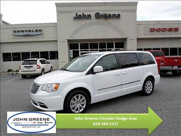 2016 Chrysler Town and Country for sale in Morganton, NC