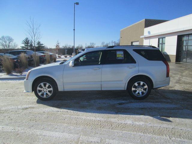 2007 Cadillac SRX for sale in Iowa City IA