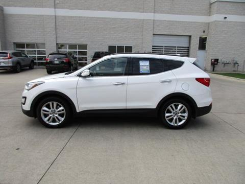 2013 Hyundai Santa Fe Sport for sale in Iowa City, IA
