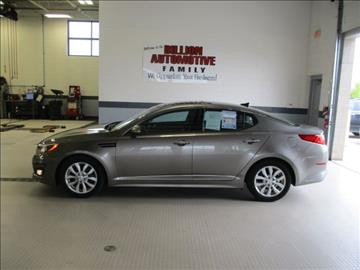 2015 Kia Optima for sale in Iowa City, IA