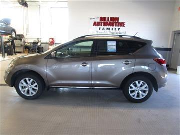 2012 Nissan Murano for sale in Iowa City, IA