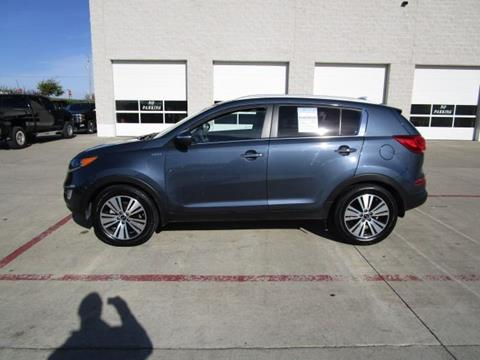 2015 Kia Sportage for sale in Iowa City IA