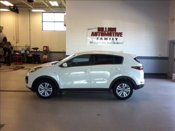 2017 Kia Sportage for sale in Iowa City, IA