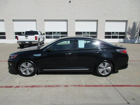 2014 Kia Optima Hybrid for sale in Iowa City IA