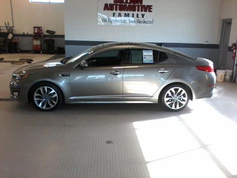 2014 Kia Optima for sale in Iowa City IA