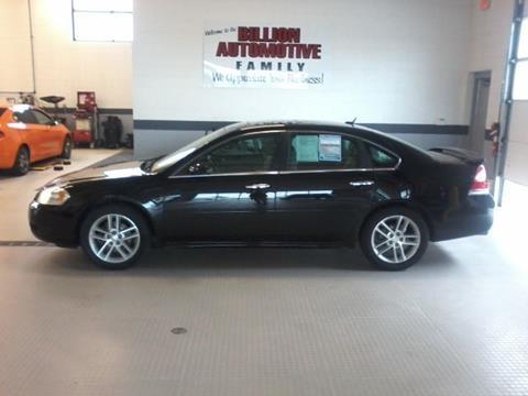 2013 Chevrolet Impala for sale in Iowa City IA