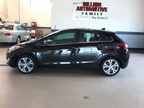 2014 Hyundai Elantra GT for sale in Iowa City, IA