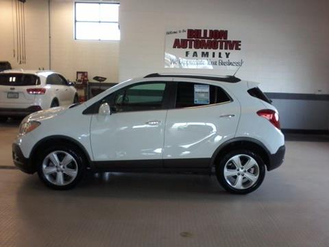2016 Buick Encore for sale in Iowa City, IA