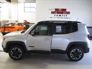 2016 Jeep Renegade for sale in Iowa City, IA