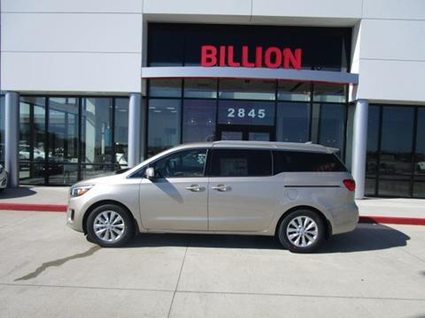 2016 Kia Sedona for sale in Iowa City, IA