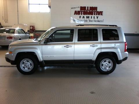 2012 Jeep Patriot for sale in Iowa City IA