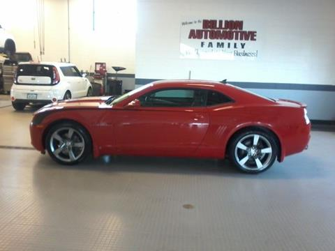2010 Chevrolet Camaro for sale in Iowa City IA