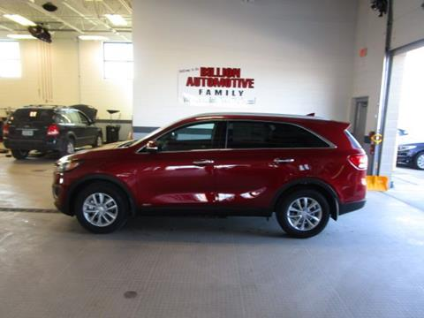 2016 Kia Sorento for sale in Iowa City IA