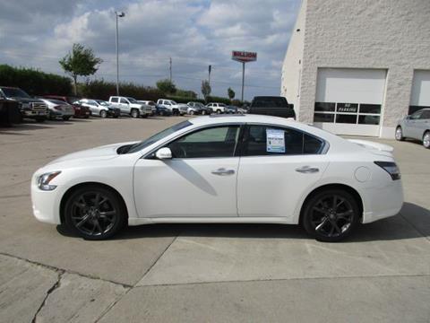 2014 Nissan Maxima for sale in Iowa City IA