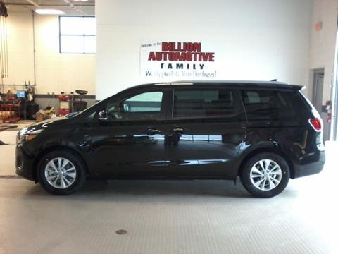 2017 Kia Sedona for sale in Iowa City IA