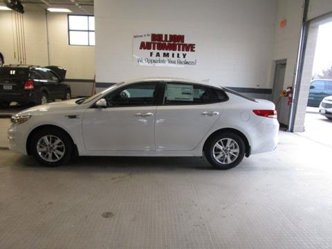 2016 Kia Optima for sale in Iowa City IA