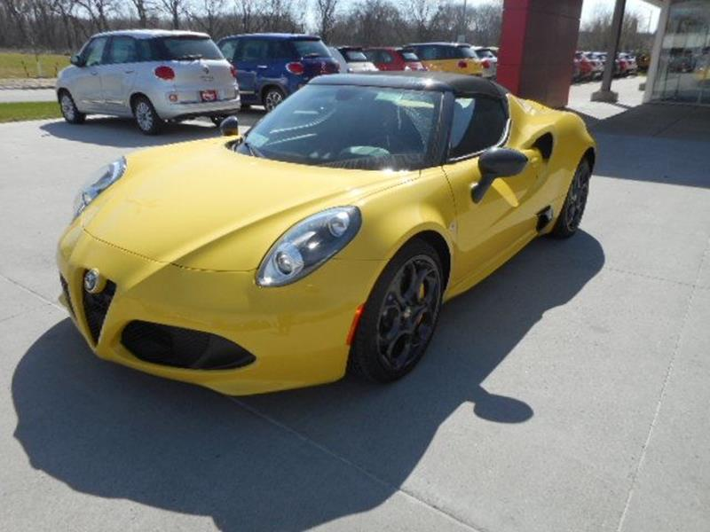 alfa romeo 4c for sale. Black Bedroom Furniture Sets. Home Design Ideas