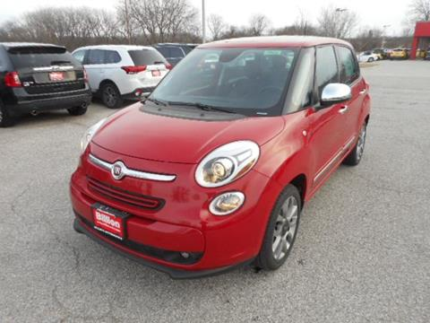 2017 FIAT 500L for sale in Clive IA