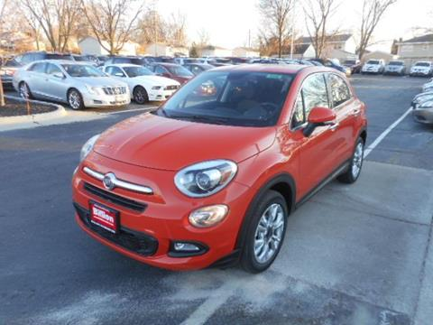 2017 FIAT 500X for sale in Clive IA