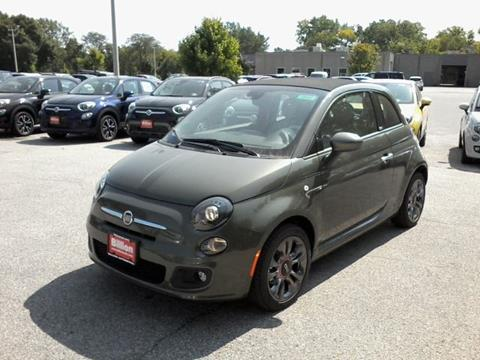 2017 FIAT 500c for sale in Clive IA