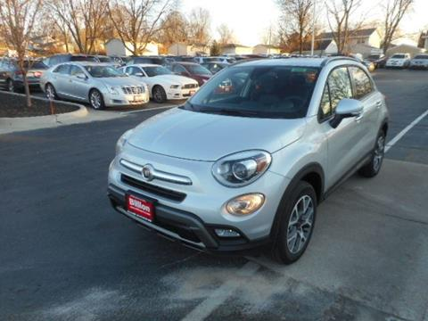 2017 FIAT 500X for sale in Clive, IA