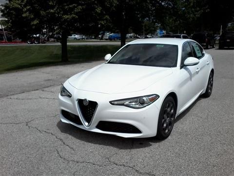 2017 Alfa Romeo Giulia for sale in Clive IA