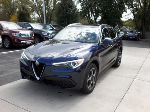 2018 Alfa Romeo Stelvio for sale in Clive IA