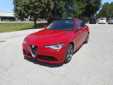 2017 Alfa Romeo Giulia for sale in Clive, IA