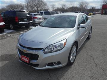 2015 Chevrolet Malibu for sale in Clive, IA