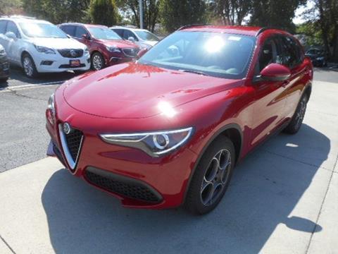 2018 Alfa Romeo Stelvio for sale in Clive, IA