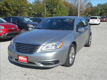 2013 Chrysler 200 for sale in Clive, IA