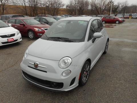 2017 FIAT 500 for sale in Clive IA