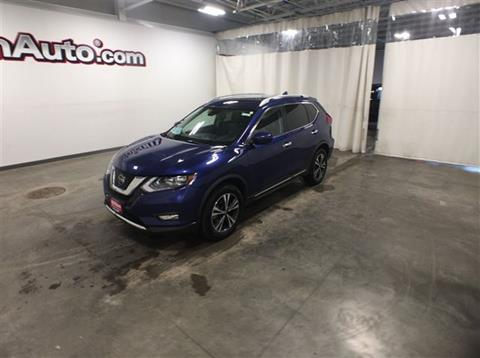 2018 Nissan Rogue for sale in Clive, IA